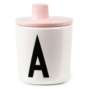 Design Letters Kids' Collection Drink Lid - Pink