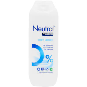 Neutral 0% Body Lotion - 250ml