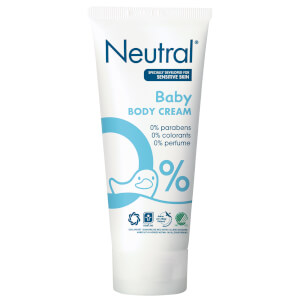 Neutral 0% Baby Body Cream 100ml