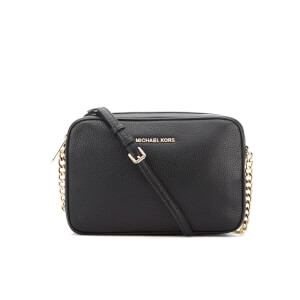 MICHAEL MICHAEL KORS Women's Bedford Large East West Cross Body Bag - Black