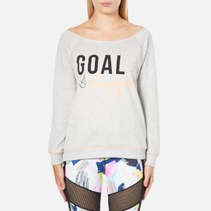 MINKPINK Women's Goal Digger Sweatshirt - Grey Marle