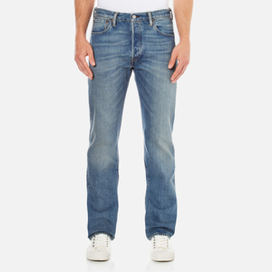 Levi's Men's 501 Original Fit Jeans - Nelson