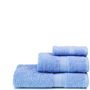 Restmor Knightsbridge 100% Egyptian Cotton 3 Piece Towel Bale Set (500gsm) - Cobalt