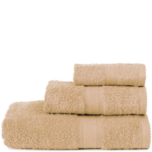 Restmor Knightsbridge 100% Egyptian Cotton 3 Piece Towel Bale Set (500gsm) - Latte