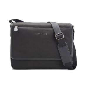 Ted Baker Men's Chizzel Nylon Messenger Bag - Black