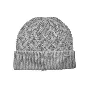 Michael Kors Men's Cable Knit Hat - Heather Grey