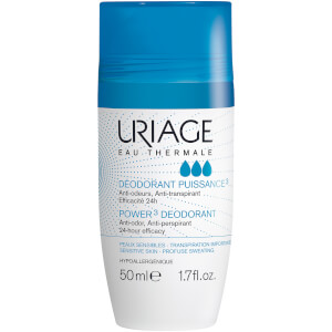 Uriage Puissance Power 3 Anti-Perspirant Deodorant 50ml