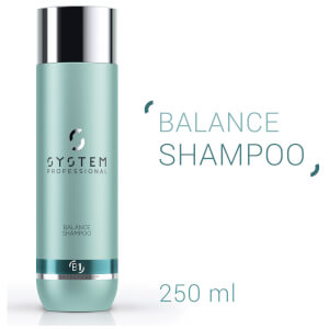 System Professional Balance Shampoo 250ml