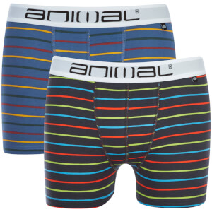 Lote de 2 bóxers Animal Allview - Hombre - Multicolor