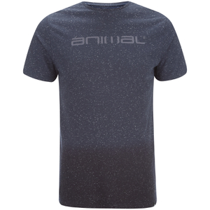 Animal Men's Spacey T-Shirt - Total Eclipse Navy