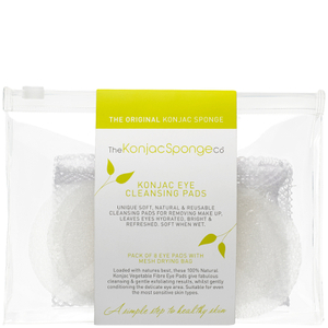 The Konjac Sponge Company Eye Pads (8er-Packung)