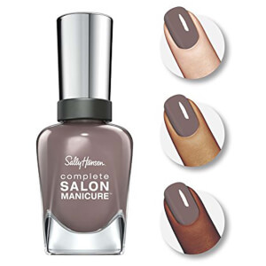Sally Hansen Complete Salon Manicure 3.0 Keratin Strong Nail Polish - Commander in Chic 14.7ml