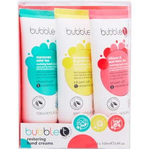 Bubble T Bath & Body - Hand Cream Gift Set