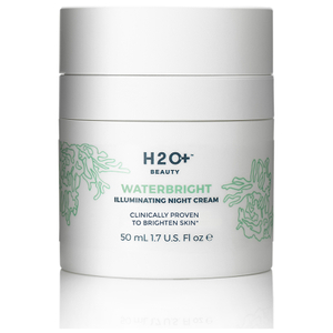 H2O+ Beauty Waterbright Illuminating Night Cream 1.7 Oz