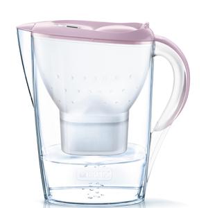 BRITA Marella Cool Water Filter Jug - Pastel Pink (2.4L)