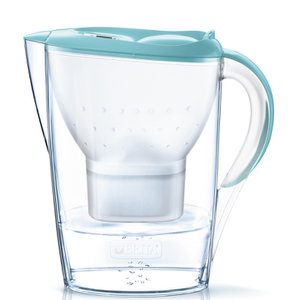 BRITA fill & serve Mind bouteille filtrante Bleu Pastel 1,3l