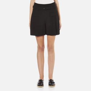 Diane von Furstenberg Women's Chapman Shorts - Black