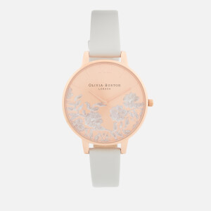 Olivia Burton Women's Watch - Blush/Rose Gold