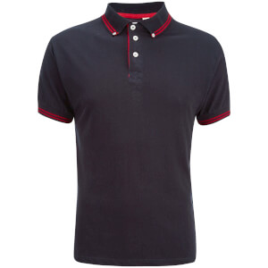 Soul Star Men's Ralling Polo Shirt - Navy