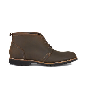 Bottines Chukka Rockport Charson -Marron