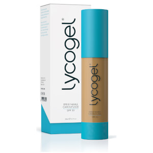 Lycogel Breathable Camouflage - Caramel 20ml