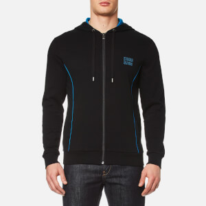 BOSS Hugo Boss Men's Zipped Hoody - Black