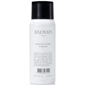 Spray de Pelo Session Strong Tamaño Viaje de Balmain Hair (50 ml)