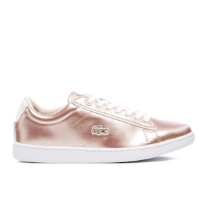 Lacoste Women's Carnaby Evo 316 2 Trainers - Light Pink