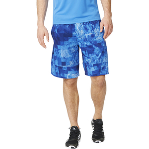adidas Men's Swat Training Shorts - Blue