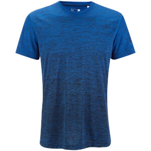 adidas Men's Gradient Training T-Shirt - Blue