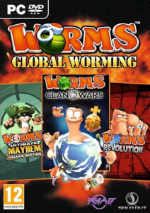 Worms Global Worming (Triple Pack)