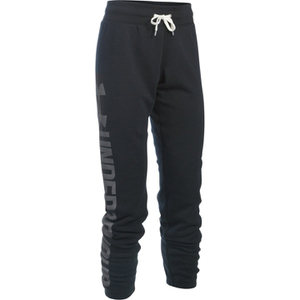 Under Armour Women's Favourite Fleece Pants - Black
