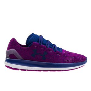 Under Armour Women's SpeedForm Slingride Running Shoes - Purple Lights/White