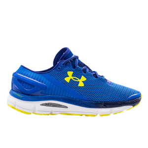 Under Armour Men's SpeedForm Gemini 2.1 Running Shoes - Ultra Blue/White