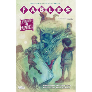 Fables: Inherit the Wind - Volume 17 Graphic Novel