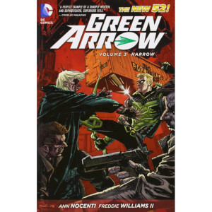 Green Arrow: Harrow - Volume 3 Graphic Novel