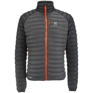 Haglöfs Men's Essens Mimic Jacket - Magnetite/True Black