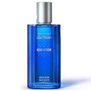 EDT Cool Water Man Ocean Extreme da Davidoff 75 ml