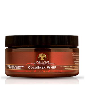 As I Am CocaShea Whip crema modellante 227 g