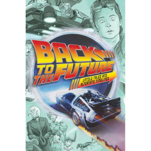 Back to the Future: Untold Tales Graphic Novel