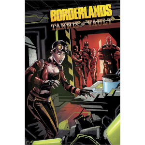Borderlands: Tannis and the Vault - Volume 3 Graphic Novel