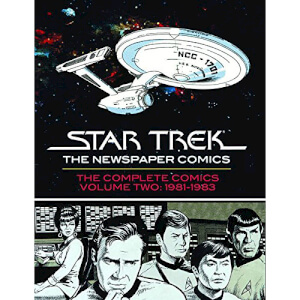 Star Trek: Newspaper Strip - Volume 2 Graphic Novel
