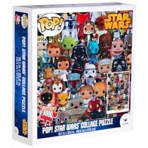 Star Wars Pop! Puzzel Collage 1000 Stukjes