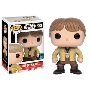 Star Wars Luke Skywalker (Ceremony) Funko Pop! Figuur