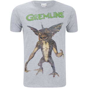 Gremlins Men's Gremlins T-Shirt - Grey: Image 1