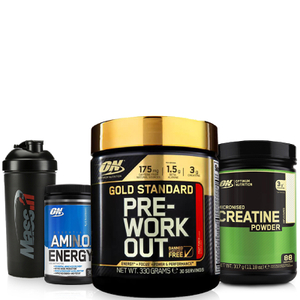 Optimum Nutrition - Intensity Stack