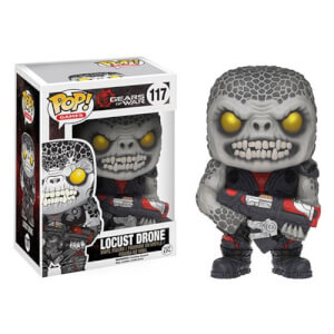 Figura Pop! Vinyl Locus Drone - Gears of War