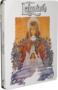 Labyrinth 30th Anniversary - 4K Ultra HD Steelbook