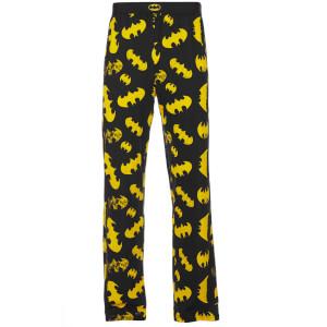 Pantalón pijama DC Comics Batman Logo - Hombre - Negro