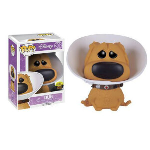 Disney UP! Dug Pop! Vinyl Figure SDCC 2016 Exclusive